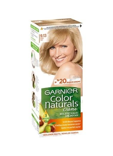 Garnier Garnier Color Naturals 9.13 Küllü Saç Boyası Renksiz